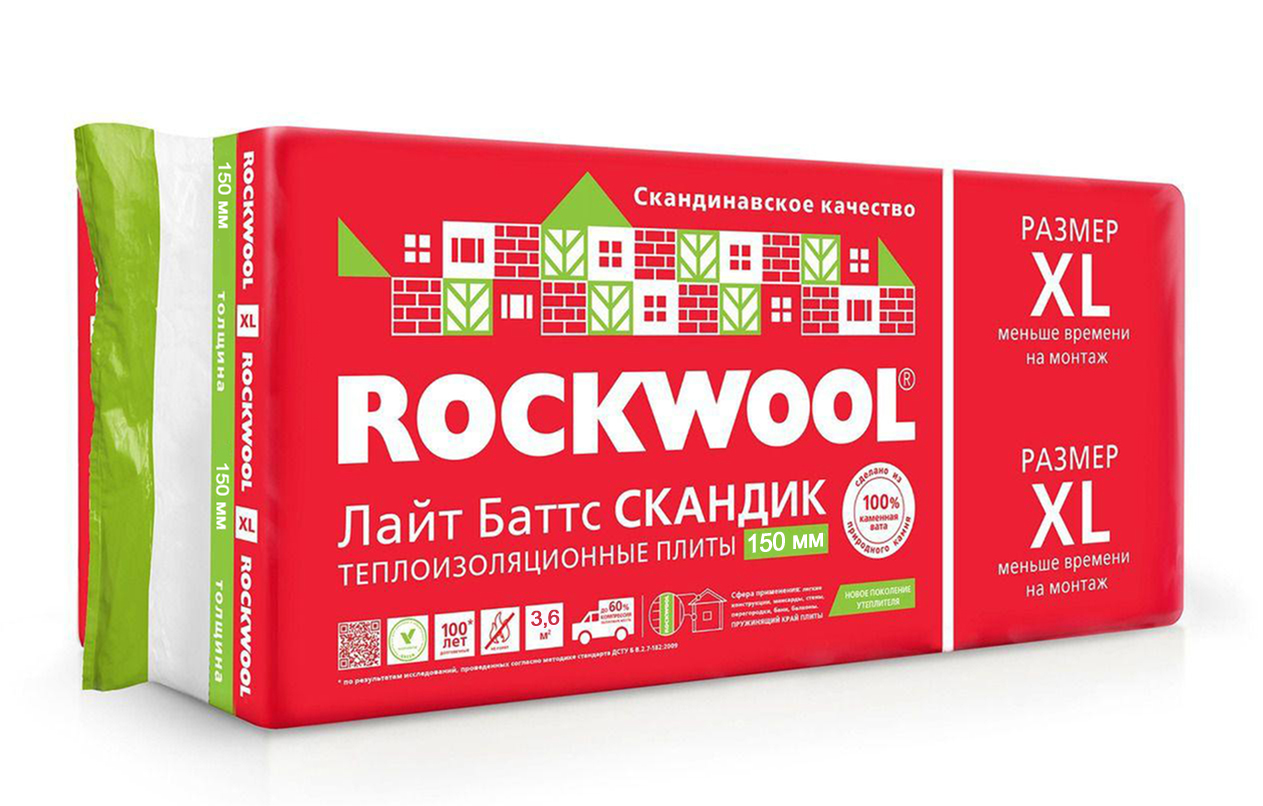 rockwool light bites scandic xl