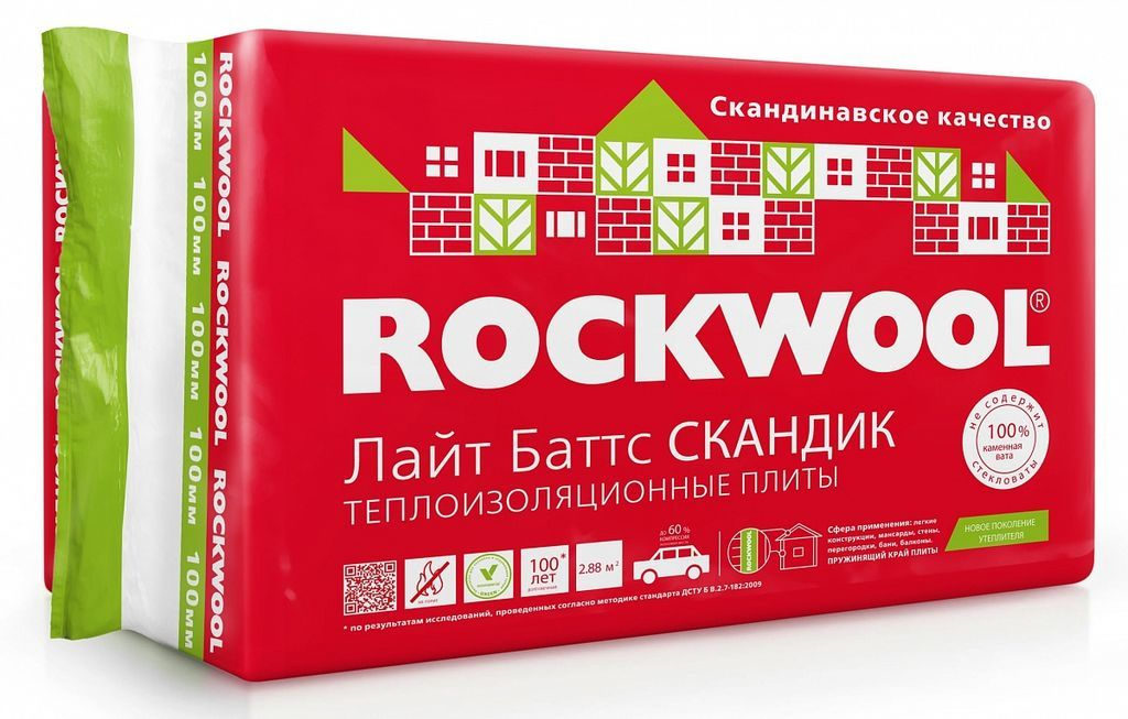rockwool light bites scandic